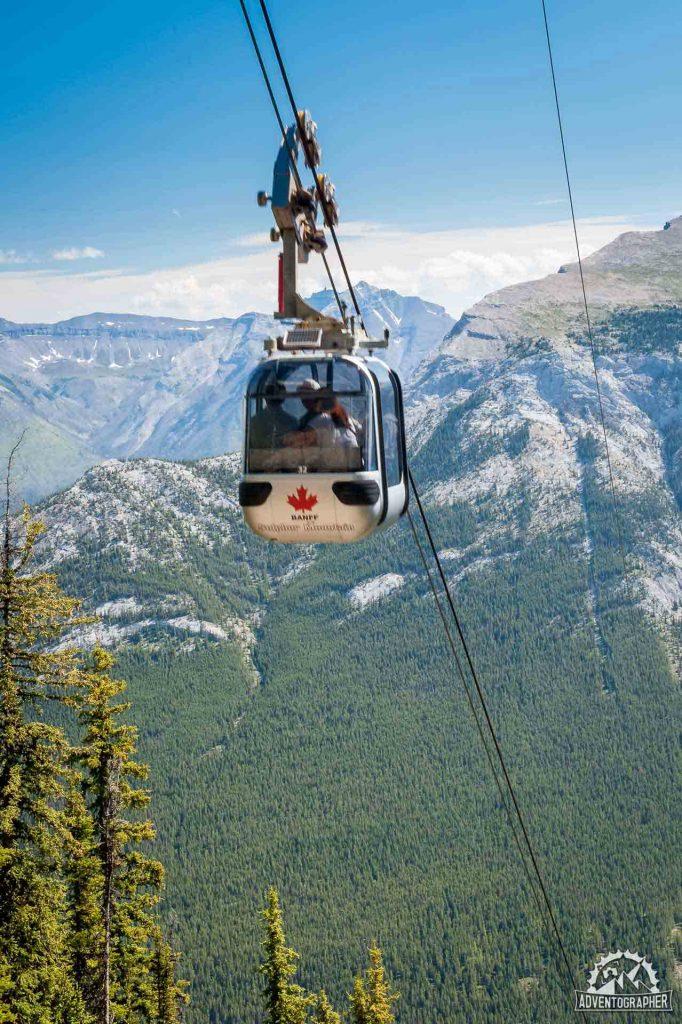 Banff Gondola, Banff