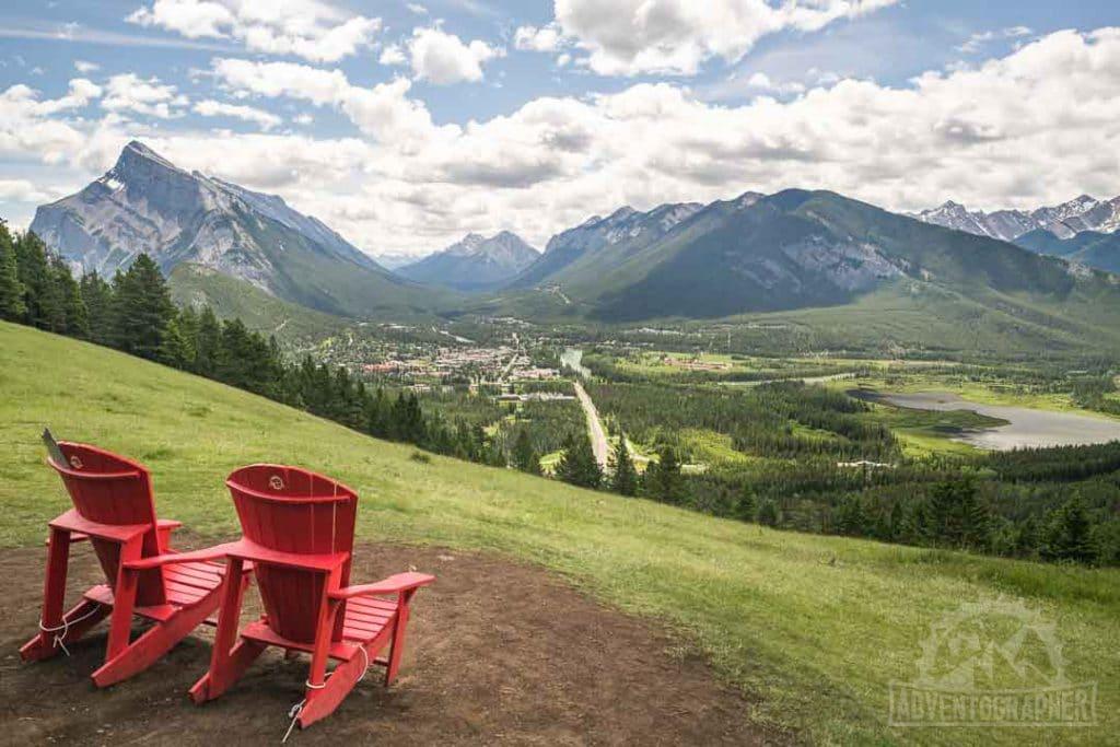 Take a load off - Banff, AB
