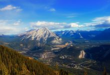 Canadian Rockies and Banff National Park
