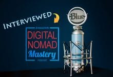 interview with digital nomad mastery podcast