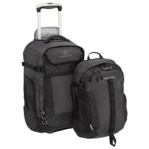 The eagle creek switchback series of wheeled backpacks