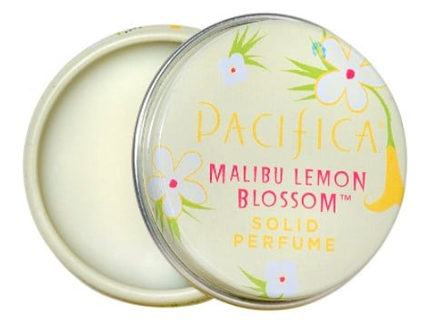The Pacifica Solid perfumes make a great gift for female travellers