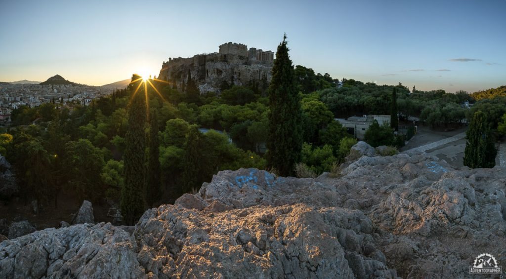 2 days in athens itinerary should include a sunrise