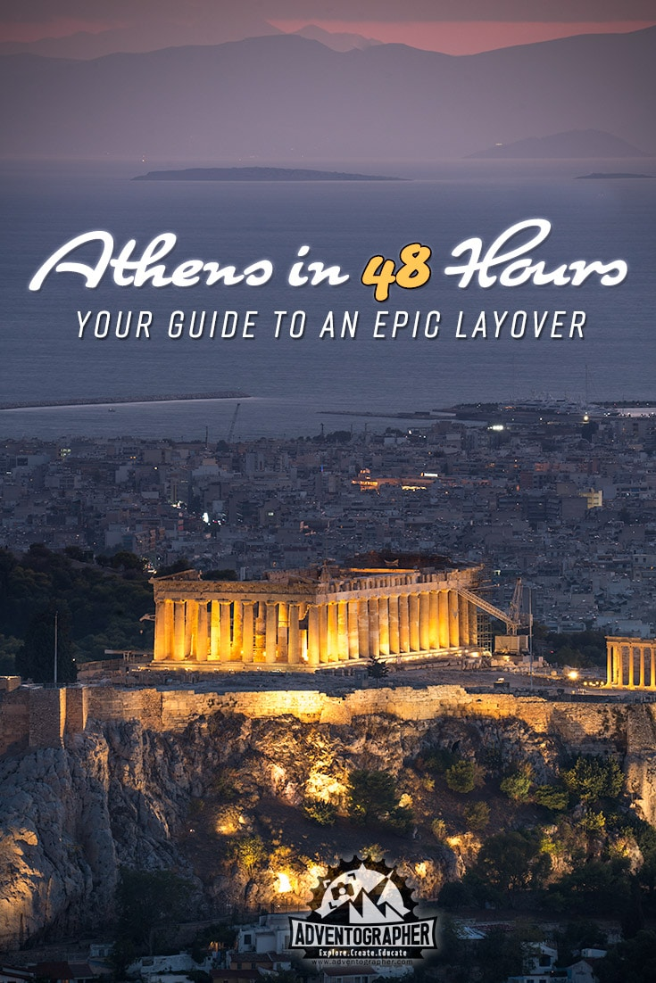 best things to do in athens in 2 days