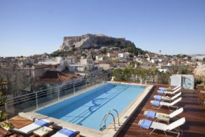 where to stay in Athens - Electra Palace Hotel