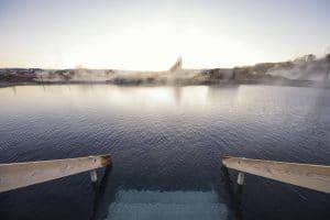 Secret lagoon Iceland hotsprings