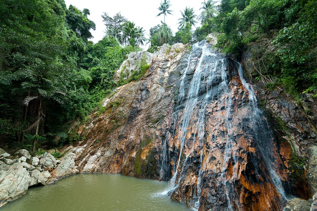 Things to do on Koh Samui Waterfalls
