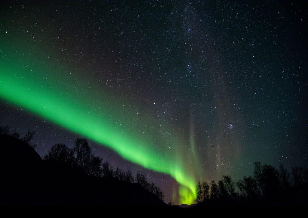 Northern Lights (Aurora) in Norway