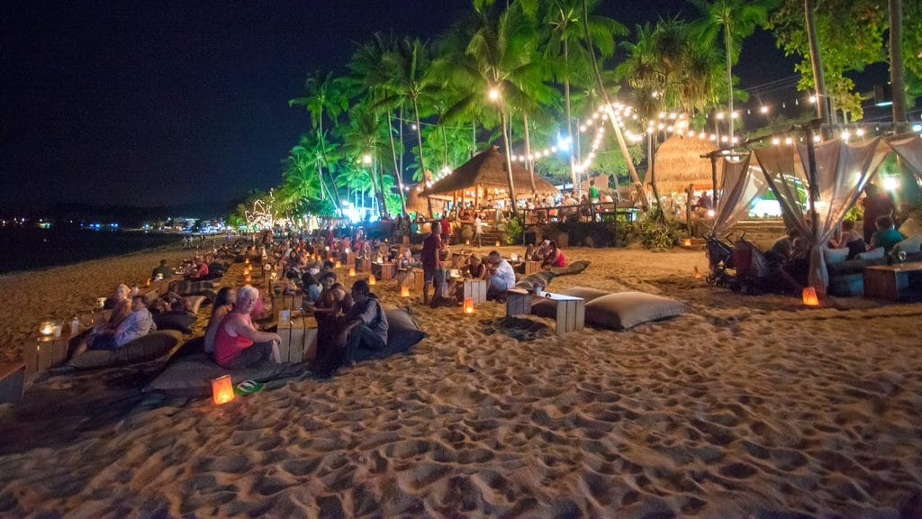 Koh Samui's Nightlife