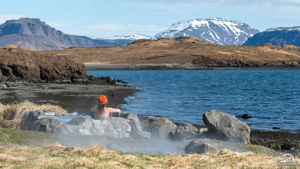 Secret iceland hotsprings