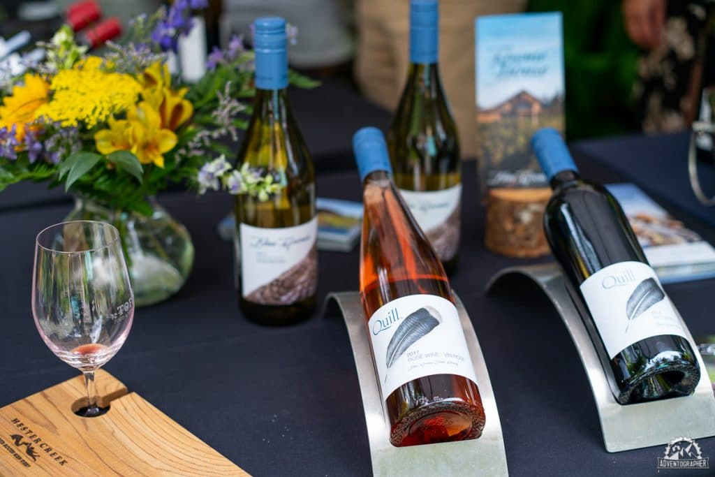 British Columbia Wines
