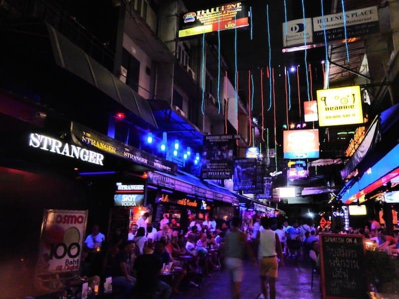 Bangkok Nightlife Guide LGBTQ Gay