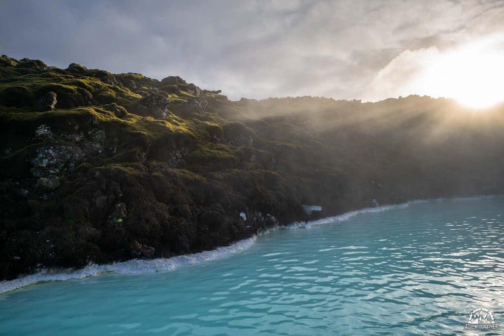 Icelands Blue Lagoon is a stunning location