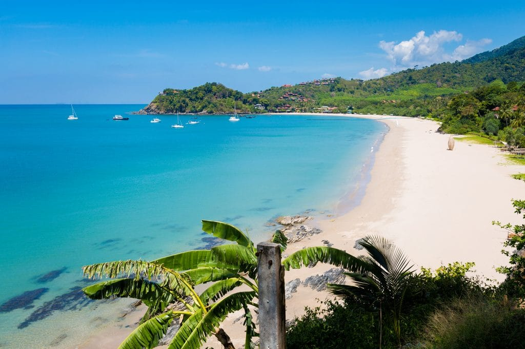 Best beaches in Krabi, Kantiang Bay