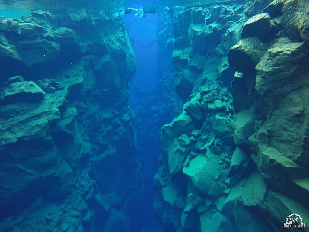 Silfra Snorkeling is amazing