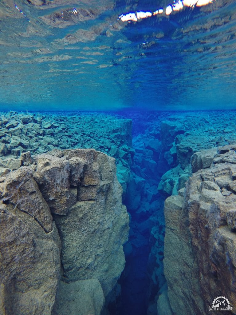 Snorkeling Iceland and the Silfra Fissure