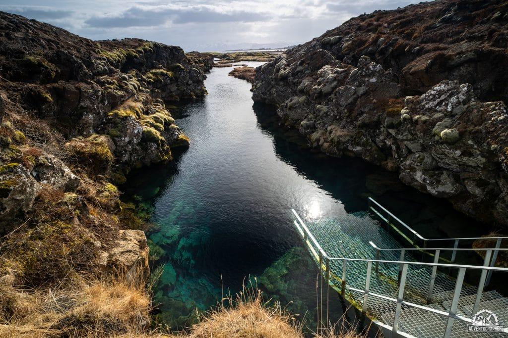 Snorkel Iceland Silfra Fissure Entrance