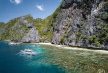 El Nido Island Hopping Philippines Cover
