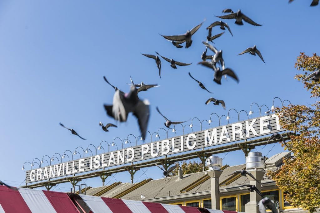 The Granville Island Markets deserve a place on every Vancouver itinerary!