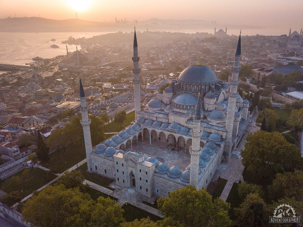 places to see in istanbul Eyüp Sultan Mosque
