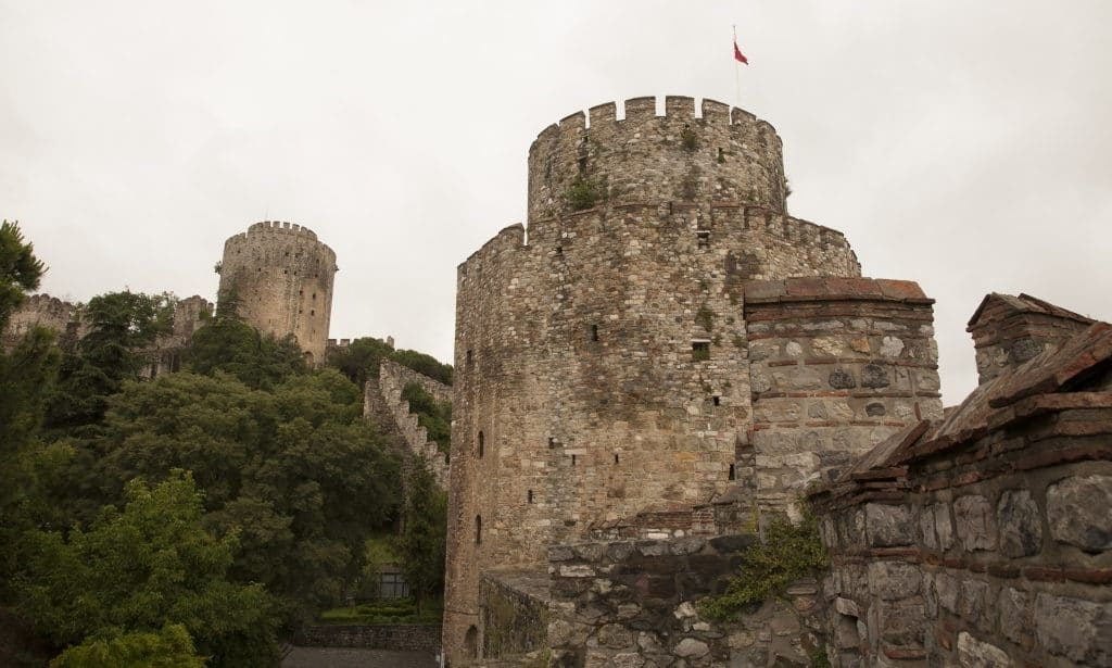 Rumeli Hisari places to visit in istanbul