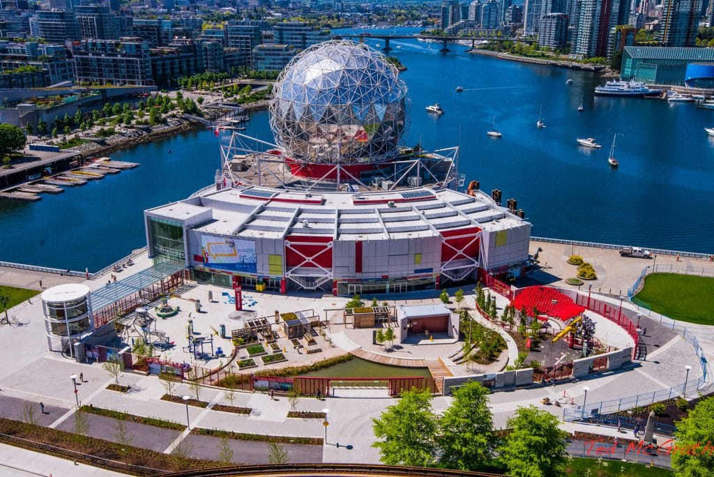 Science world makes for a great stop on any vancouver Weekend itinerary!