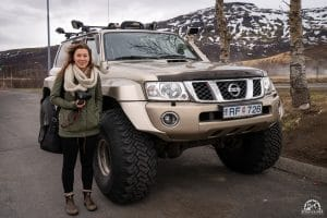 Gas prices in iceland & superjeep