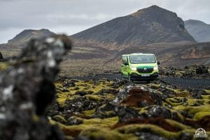 rental car prices in iceland camper van