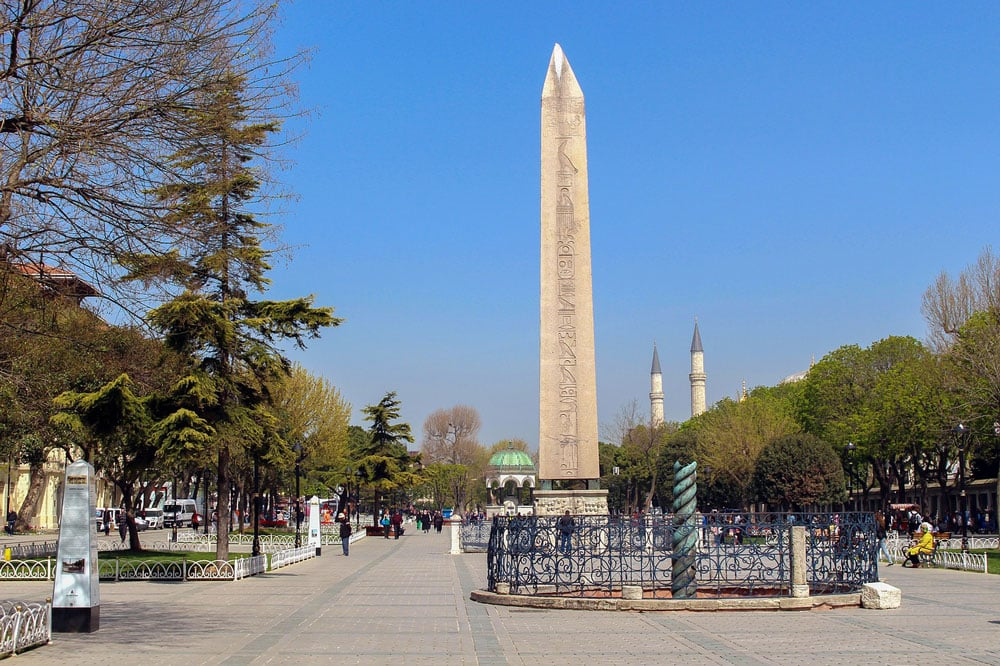 places to see in Istanbul hippodrome