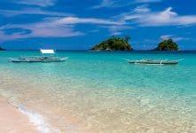 Beautiful Nacpan Beach