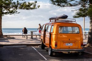 Saving money in australia via camper van