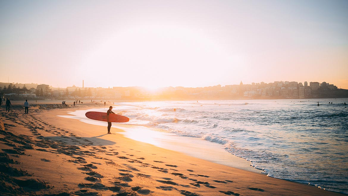 Visit the beaches and national parks to experience all the beauty Australia has to offer!