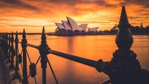 Renting a home in Australia make it easy to immerse yourself.