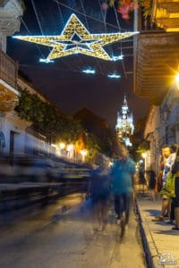 Colombia is Safe - Busy Streets In Cartegena