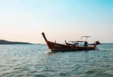 3 days in phuket itinerary includes long tail boats