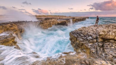 Devils Bridge, Antigua is one of the most beatiful places in the world