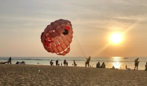 Karon Beach In Phuket is a great spot to relax