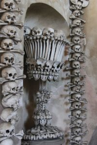 Sedlec Ossuary is one of the most beautiful places in the world