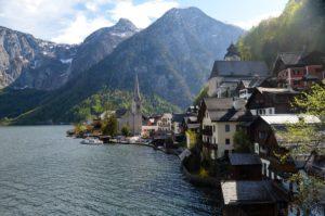 Hallstatt, Austria is like a fairytale come to life!