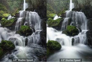 Shutter Speed and long exposure waterfall photography!
