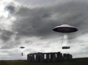 Stonehenge built by Aliens
