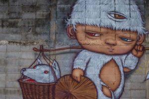 Bangkok Street Art Itinerary