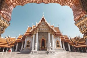 Wat Benchamophit is a must for any Bangkok itinerary!