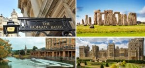 With the right tour not only will you visit Stonehenge but also Windsor Castle and Bath.