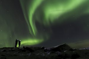 for Aurora in Iceland, winter is the best time to visit.