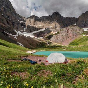 Backcountry Camping Glacier National Park